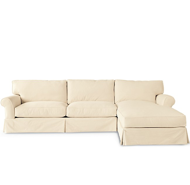 Rolled Arm Sectional With Chaise Coffee Tables Ideas