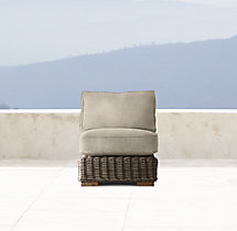 Provence Classic Armless Chair