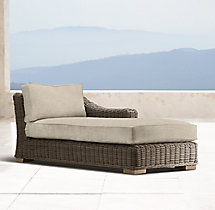 Provence Classic Right-Arm Chaise
