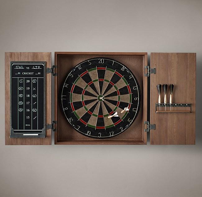 Vintage Tournament Dartboard Set - Tournament Dartboard Set