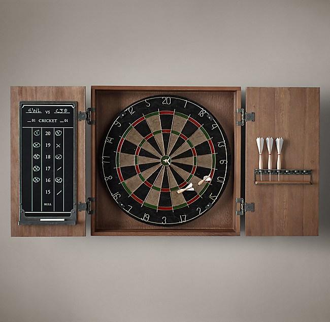 Amazing Vintage Tournament Dartboard Set Home Interior And Landscaping Dextoversignezvosmurscom