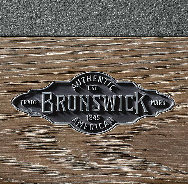 Restoration Hardware Warranty: Brunswick Exclusive Tournament Billiards Table