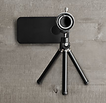 Zoom Lens & Tripod For iPhone® 5/5S/6