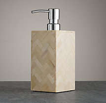 Bone Natural Soap Dispenser