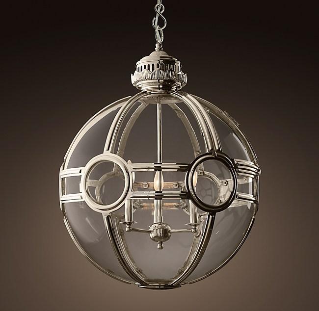 19th c victorian globe pendant aloadofball Image collections