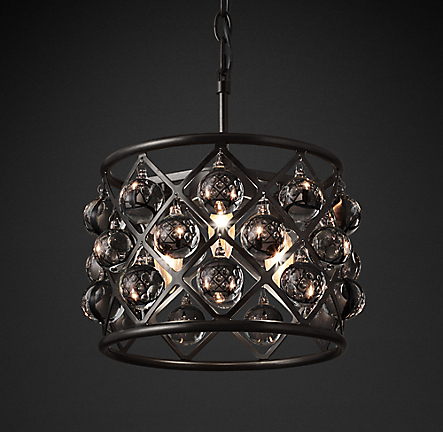 Spencer Chandelier Collection Rh