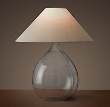 French Magnum Table Lamp