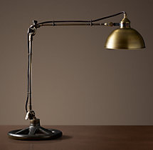 Mccroskey Swing–Arm Task Table Lamp