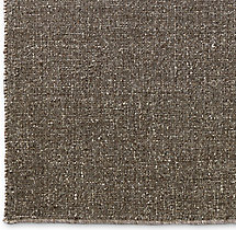 Looped Basket Weave Rug Swatch - Graphite