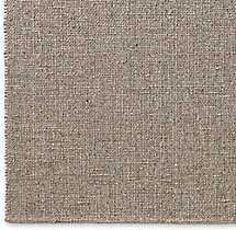 Looped Basket Weave Rug Swatch - Mocha