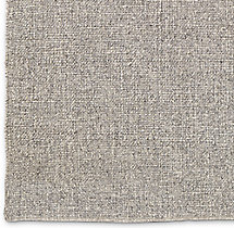 Looped Basket Weave Rug Swatch - Fog