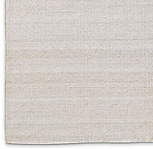 Double Diamond Flatweave Rug Swatch - Sand