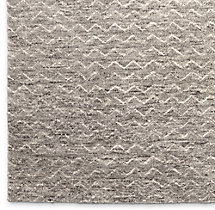 Mina Moroccan Rug Swatch - Grey