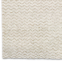 Mina Moroccan Rug Swatch - Silver