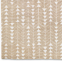 Cedro Moroccan Wool Rug Swatch - Camel