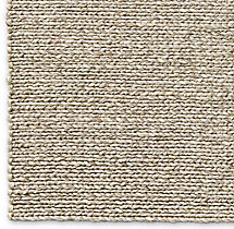 Chunky Braided Twist Rug Swatch - Taupe