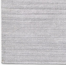Nahla Rug Swatch - Silver