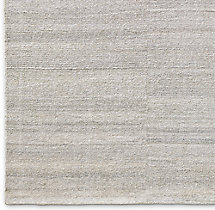 Shara Striated Rug Swatch - Grey