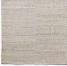 Shara Striated Rug Swatch - Latte