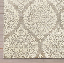 Damasco Rug Swatch - Sand