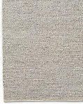 Braided Wool Rug - Fog