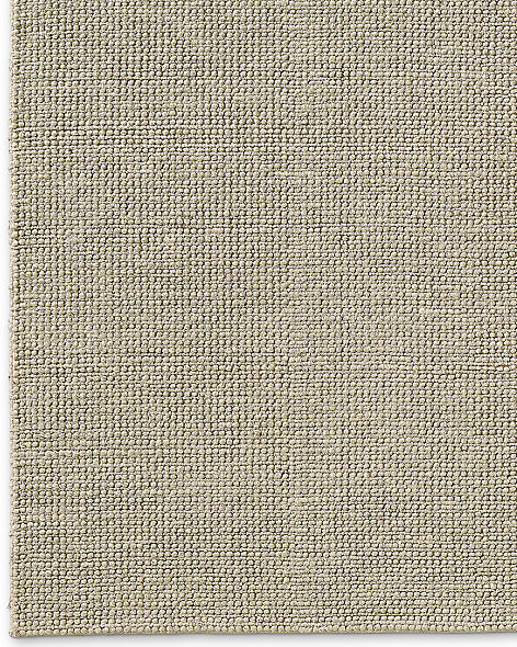 Knotted Jute Rug - Linen