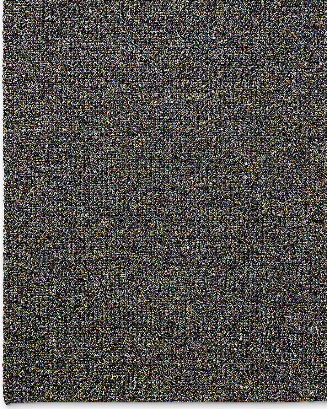 Knotted Jute Rug - Espresso