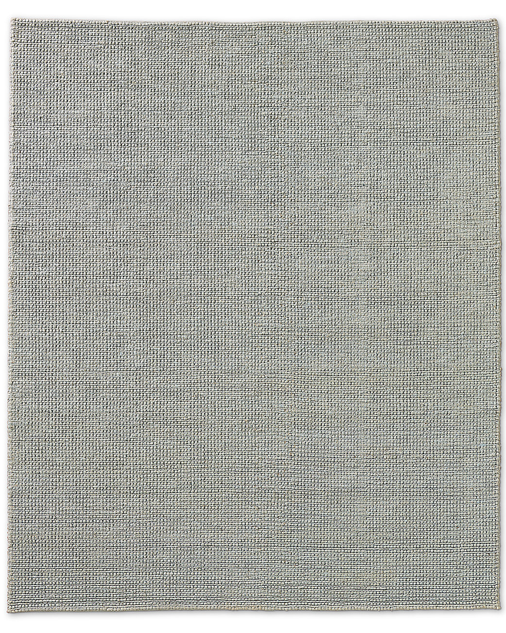 Knotted Jute Rug Light Grey