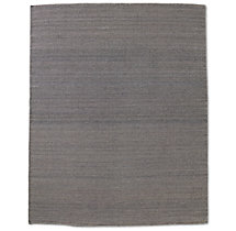 Diamond Tile Flatweave Rug - Charcoal
