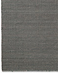 Diamond Tile Flatweave Rug - Grey