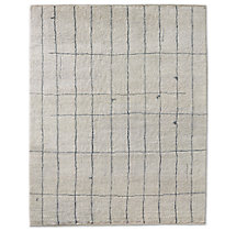 Marra Rug - Cream/Grey