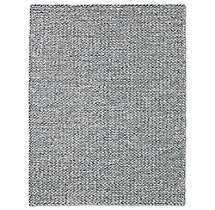 Chunky Braided Twist Rug - Blue