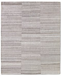Shara Striated Rug - Charcoal