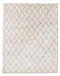 Arlequin Rug - Cream/Grey