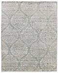 Damasco Rug - Silver