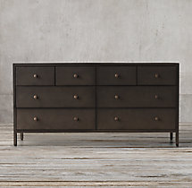 Knox 8-Drawer Dresser