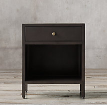 "Knox 24"" Open Nightstand"