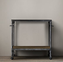 Dutch Industrial Single Washstand Base