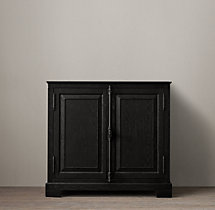 French Casement Single Vanity Base