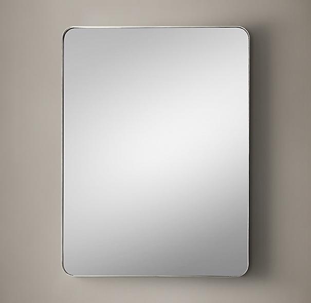 Bristol Flat Mirror