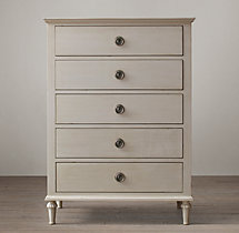 Maison 5-Drawer Narrow Dresser