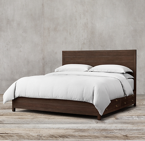 All Storage Beds | RH