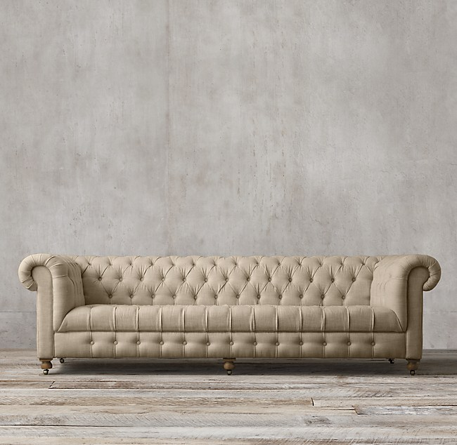 Cambridge Upholstered Sofa