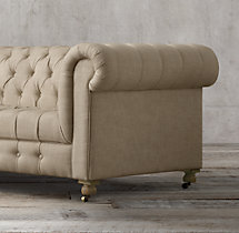 "76"" Cambridge Upholstered Sofa"