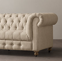 "118"" Cambridge Upholstered Sofa"