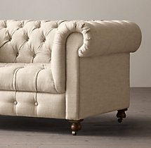 "60"" Cambridge Upholstered Sofa"