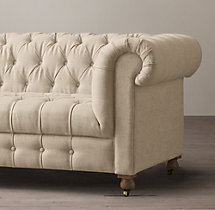 "84"" Cambridge Upholstered Sofa"