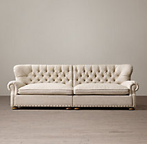 Churchill Upholstered Daybed With Nailheads