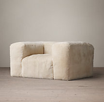 Fulham Shearling Chair