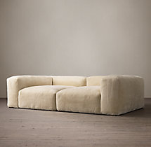 Fulham Shearling Daybed